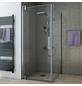 BREUER Seitenwand »Europa Design«, B x H: 80 x 196,8 cm, Sicherheitsglas-Thumbnail