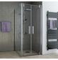 BREUER Seitenwand »Europa Design«, B x H: 80 x 200 cm, Sicherheitsglas-Thumbnail