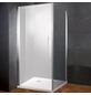 WELLWATER Seitenwand »Sirius«, B x H: 80 x 200 cm, Sicherheitsglas-Thumbnail