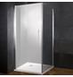 WELLWATER Seitenwand »Sirius«, B x H: 90 x 200 cm, Sicherheitsglas-Thumbnail