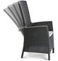 BEST Sessel »Capri«, Kunststoff + Polyester-Thumbnail