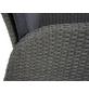 CASAYA Sessel »Jardel Earth Grey«, BxHxT: 60 x 110 x 68 cm, Polyrattan-Thumbnail