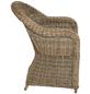 ploß® Sessel »Lambrini«, BxTxH: 67  x 60  x 87 cm, Polyester/ Aluminium/ Polyrattan-Thumbnail
