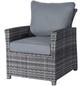 CASAYA Sessel »Rios«, BxHxT: 68 x 84 x 77 cm, Aluminium/Kunststoffgeflecht/Polyester-Thumbnail