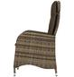 ploß® Sessel »Sydney«, BxTxH: 60  x 68  x 111  cm, Polyrattan/ Aluminium/ Polyester-Thumbnail