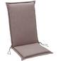 BEST Sesselauflage »Comfort-Line«, B x L x H: 50  x 120  x 7 cm-Thumbnail