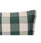 Schwienhorst Sesselauflage »Kent«, Kariert, grün, 50 cm x 120 cm-Thumbnail