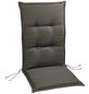 BEST Sesselauflage »Selection-Line«, Uni, grau, 120 cm x 50 cm-Thumbnail