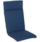 ANGERER FREIZEITMÖBEL Sesselauflage »Smart«, blau, BxL: 112 x 47 cm-Thumbnail