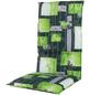 DOPPLER Sesselauflage »Spirit«, grün, BxL: 48 x 119 cm-Thumbnail