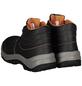 SAFETY AND MORE Sicherheitsstiefel, orange/schwarz, Leder-Thumbnail
