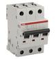 ABB Sicherungsautomat, S200, 3-polig, für Leitungen mit einem Querschnitt bis 35 mm², B, 16 A-Thumbnail