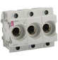 ETI Sicherungssockel, E14, 16 A, Grau, 3-polig-Thumbnail