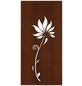 FLORAWORLD Sichtschutz »Lilie«, Stahl, HxL: 158 x 90 cm-Thumbnail