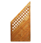 Sichtschutzelement »Helgoland«, Kiefernholz/Fichtenholz, HxL: 180 x 90 cm-Thumbnail