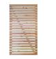 Sichtschutzelement, Lärchenholz, HxL: 180 x 100 cm-Thumbnail