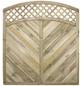 MR. GARDENER Sichtschutzelement »Rügen«, HxL: 200 x 180 cm, beige-Thumbnail