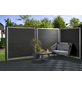 Sichtschutzzaun »Alexos«, WPC/Aluminium, HxL: 180 x 180 cm-Thumbnail