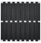 Sichtschutzzaun »Dius«, HxL: 180 x 180 cm, anthrazit-Thumbnail