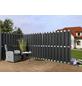 Sichtschutzzaun »Dius«, WPC/Aluminium, HxL: 180 x 180 cm-Thumbnail