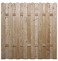 Sichtschutzzaun »GENF«, Holz, HxL: 180 x 180 cm-Thumbnail