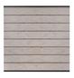 Sichtschutzzaun, WPC, HxL: 180 x 180 cm-Thumbnail