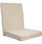 OUTBAG Sitzauflage »HighRise Plus«, Uni, beige, 50 cm x 105 cm-Thumbnail