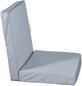 OUTBAG Sitzauflage »HighRise Plus«, Uni, grau, 50 cm x 105 cm-Thumbnail
