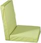 OUTBAG Sitzauflage »HighRise Plus«, Uni, grün, 50 cm x 105 cm-Thumbnail