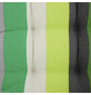 MADISON Sitzauflage »Victoria«, Streifen, grün/grau, 123 cm x 50 cm-Thumbnail