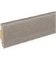 FN NEUHOFER HOLZ Sockelleiste, ahornfarben, MDF, LxHxT: 240 x 5,8 x 1,9 cm-Thumbnail