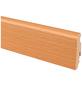 FN NEUHOFER HOLZ Sockelleiste, Buche natur, Fichtenholz, LxHxT: 250 x 5,8 x 1,9 cm-Thumbnail