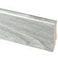 RENOVO Sockelleiste, Eiche grau, PVC, LxHxT: 240 x 5,9 x 1,7 cm-Thumbnail