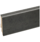 FN NEUHOFER HOLZ Sockelleiste, Holzoptik anthrazitgrau, PVC, LxHxT: 240 x 5,9 x 1,7 cm-Thumbnail