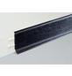 FN NEUHOFER HOLZ Sockelleiste, Holzoptik schwarz, PVC, LxHxT: 240 x 6 x 1,4 cm-Thumbnail