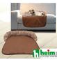 Sofa-Schutzdecke, braun-Thumbnail
