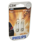 PHILIPS Soffittenlampe, Vision, C5W, SV8,5, 5 W, 2 Stück-Thumbnail