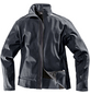 SAFETY AND MORE Softshell-Jacke, Polyester   Elastan, Anthrazit, L-Thumbnail