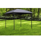 CASAYA Softtop-Pavillon, gewoelbt|spitzdach, viereckig, BxT: 300 x 300 cm, inkl. Dacheindeckung-Thumbnail