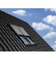 VELUX Solar-Rollladen »SSL CK02 0000S«, dunkelgrau, für VELUX Dachfenster, inkl. Funk-Wandschalter-Thumbnail