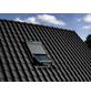 VELUX Solar-Rollladen »SSL CK04 0000S«, dunkelgrau, für VELUX Dachfenster, inkl. Funk-Wandschalter-Thumbnail