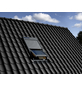 VELUX Solar-Rollladen »SSL FK04 0000S«, dunkelgrau, für VELUX Dachfenster, inkl. Funk-Wandschalter-Thumbnail