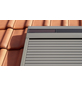 VELUX Solar-Rollladen »SSL MK06 0000S«, dunkelgrau, für VELUX Dachfenster, inkl. Funk-Wandschalter-Thumbnail