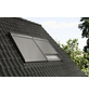 VELUX Solar-Rollladen »SSL PK06 0000S«, dunkelgrau, für VELUX Dachfenster, inkl. Funk-Wandschalter-Thumbnail