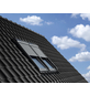 VELUX Solar-Rollladen »SSL SK06 0000S«, dunkelgrau, für VELUX Dachfenster, inkl. Funk-Wandschalter-Thumbnail