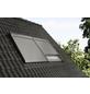 VELUX Solar-Rollladen »SSL SK08 0000S«, dunkelgrau, für VELUX Dachfenster, inkl. Funk-Wandschalter-Thumbnail