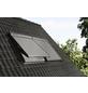VELUX Solar-Rollladen »SSL YK67 0000S«, dunkelgrau, für VELUX Dachfenster, inkl. Funk-Wandschalter-Thumbnail