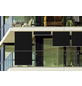 FLORACORD Sonnen-Rollo, rechteckig, 100 x 240 cm-Thumbnail
