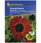 KIEPENKERL Sonnenblume, Helianthus annuus, Samen, Blüte: rot-Thumbnail