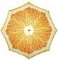 DOPPLER Sonnenschirm »Frucht«, Ø: 200 cm, abknickbar, Sonnenschutzfaktor: 50+-Thumbnail